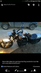 Victory Motorcycle and Gio dirt bike for sale.