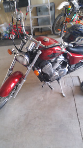 2006 Honda shadow VLX600