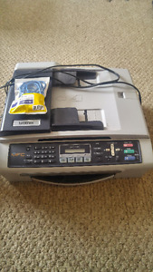 Brothers Printer/Scanner/Fax