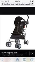 """The First Years """"Jet"""" umbrella stroller"""
