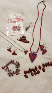 Red Hat Society jewelry