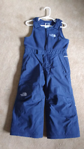 Toddler 2T North Face bib snow pants $20 takes