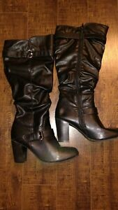 Women's Size 9 Tender Tootsies Tall boots