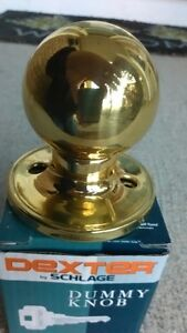NEW-Dexter by Schlage Door Knobs Kitchener / Waterloo Kitchener Area image 1
