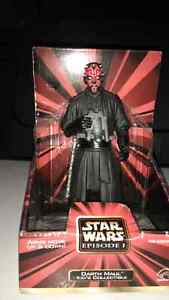 """STAR WARS KIDS COLLECTIBLE """"DARTH MAUL"""" 7""""IN FIGURE EPISODE 1 AP"""
