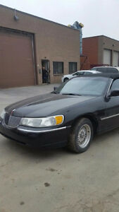 Lincoln Town Car Cuir Berline