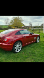 Immaculate chrysler CROSS FIRE 3.2 V6 great car px welcome