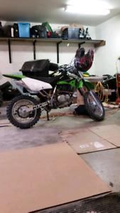 2003 Kawasaki KLX 125