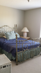 Looking  for a mature female Roommate for a room in Evergreen.