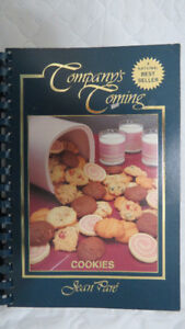 """Company's Coming"" cookbooks...only $2 each!"