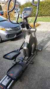 Action Fitness Group Elliptical Machine