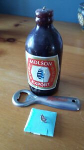 VINTAGE * PROMOTIONS MOLSON *
