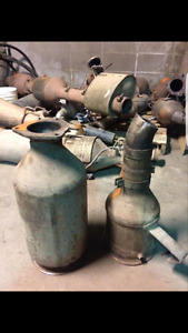 Catalytic Converts DPf Diesel Exhausts Filters WANTED NOW $$