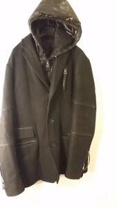 RUDSAK - manteau hiver homme moyen - VALEUR 800$ (lien)