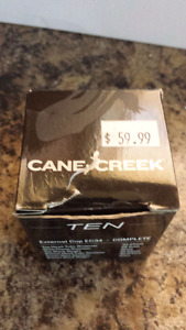 Cane creek headset.