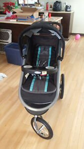 GRACO Fast action fold jogger stroller