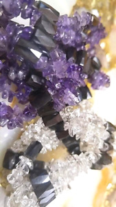Magnetic Therapy Crystal Jewelry