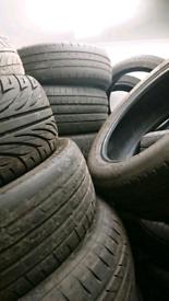 Free scrap tyres (can deliver)