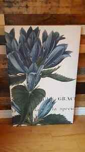 Large Botanical Art Work Kitchener / Waterloo Kitchener Area image 1