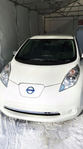 2016 Nissan Leaf S Berline