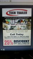 TECH TRAILER - Trailer repairs, welding and fabrication