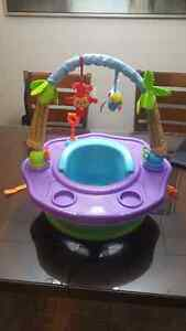 Infant 3 stage super seat baby activity feeding booster seat and St. John's Newfoundland image 1
