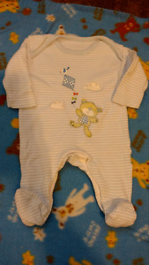 Newborn baby body suits