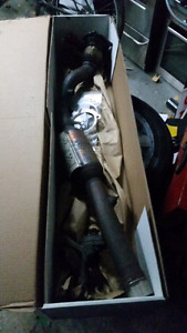 Mk4 1.8t downpipe flex and cat assembly