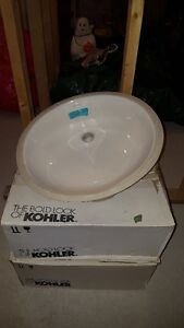 Kohler undermount sinks