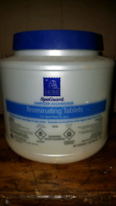 SpaGaurd Brominating Spa tablets 2kg