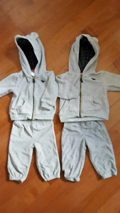 6 month Carter's outfits