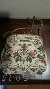 Beautiful antique purse