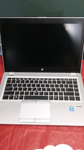 HP elitebook folio 9480m - Core i5 - 4 GB - 500 GB - Warranty