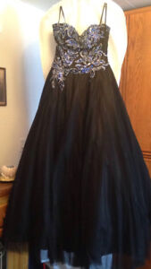 Alyce Grad gown