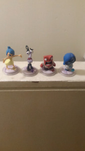 ALL DISNEY INFINITY CHARACTERS FOR SALE