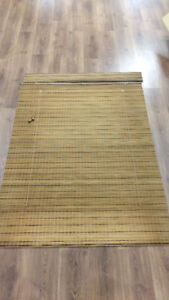 Bamboo Blinds (48 in x 62 in)