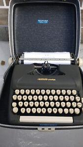 """Typewriter  """"ETON PRESTIGE"""""""