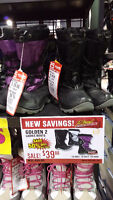 Recently Reduced Ladies Winter Boots - Under $100