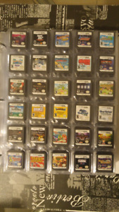 LOOSE DS GAMES FOR SALE
