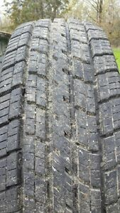 4 265x75x16 truck tires, like new $375