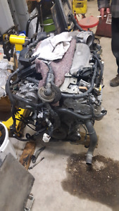 VQ35DE REV UP ENGINE. NEED GONE TODAY