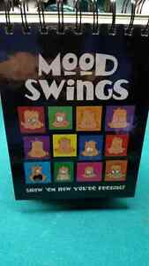 'Mood Swings' Children's Flip/Display