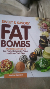 Keto diet fat bombs cook book