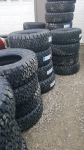 NEW AMP ALL TERRAIN TIRES MOST SIZES