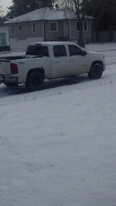 2007 GMC C/K 1500 Pickup Truck Looking for trade or 3000 OBO
