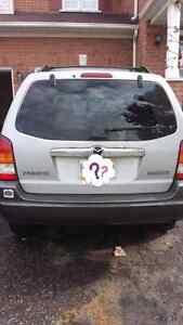 MAZDA TRIBUTE AS IS in good condition....