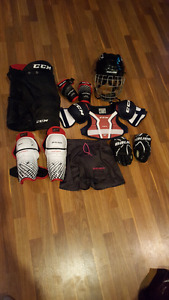 Used Youth Hockey Gear
