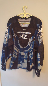 Paintball Blue Empire Jersey/Pants Combo