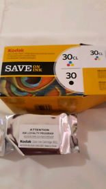Kodak colour cartridge