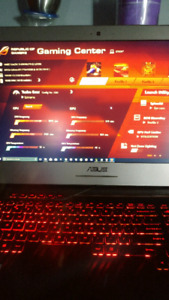 ASUS ROG G752 High end gaming laptop 17'3 high resolution displa